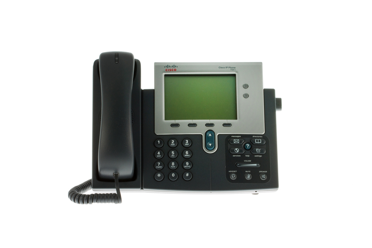 Cisco Ip Phone model 7941 Manual