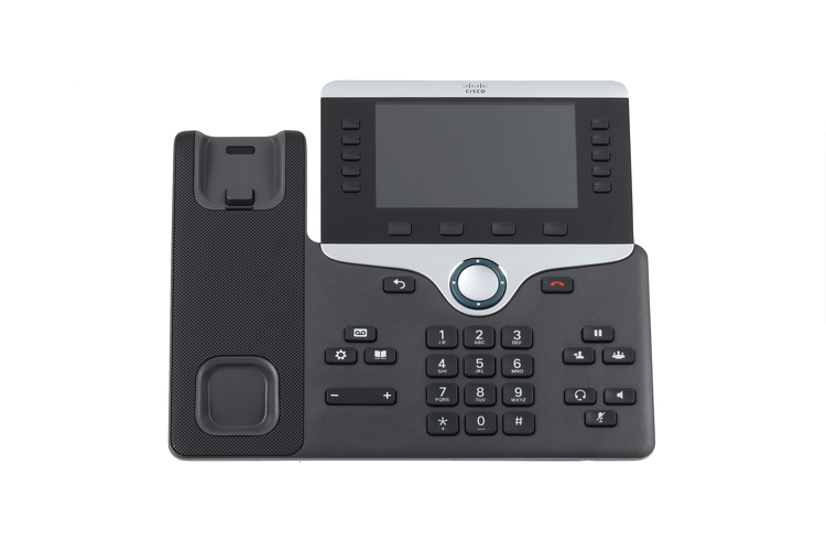Cisco 8841 Five line Color Display IP Phone, CP-8841-K9, NEW