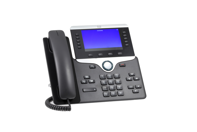 Cisco 8861 Five line Color Display IP Phone, CP-8861-K9, NEW