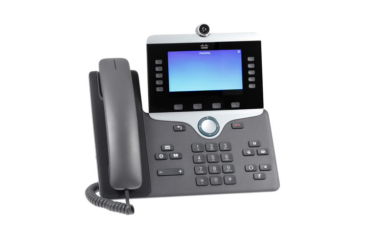 Cisco 8865 HD Video Communications IP Phone, CP-8851-K9