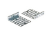 "Cisco 3550-12G/12T 19"" Catalyst Rack Mount Kit"