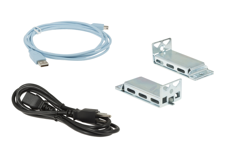 Cisco 3560X/2960X Compact Switch Accessory Kit