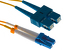 LC To SC Singlemode LX Fiber Cable, 10M, Cisco Compatible