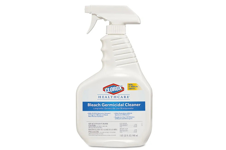 Clorox Bleach Germicidal Healthcare Spray, 32oz