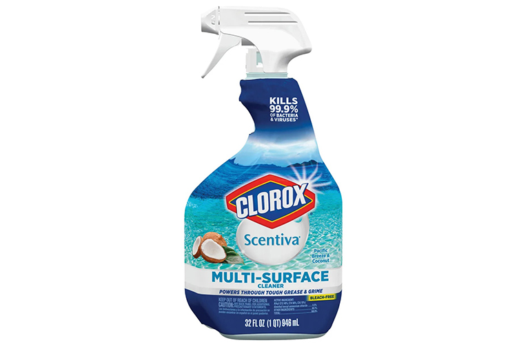 Clorox Scentiva Disinfecting Multi Surface Cleaner, 24oz
