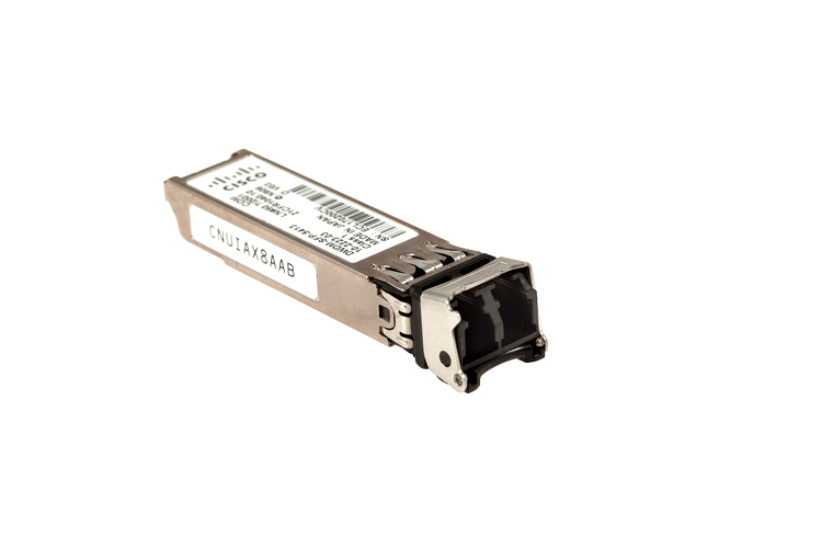 Cisco Dense Wavelength-Division Multiplexing SFP, DWDM-SFP-5413