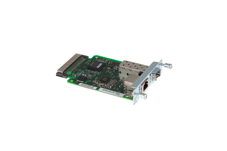 Cisco 1900/2900/3900 Series 1-Port Gigabit Ethernet EHWIC Module