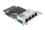 Cisco EHWIC-4ESG= 4-Port Gigabit Ethernet Enhanced High-Speed WA