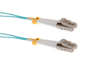 LC-LC 40 Gigabit Multimode Duplex 50/125 Fiber Patch Cable, 10M