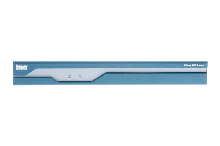 Faceplate for Cisco 1841 Router