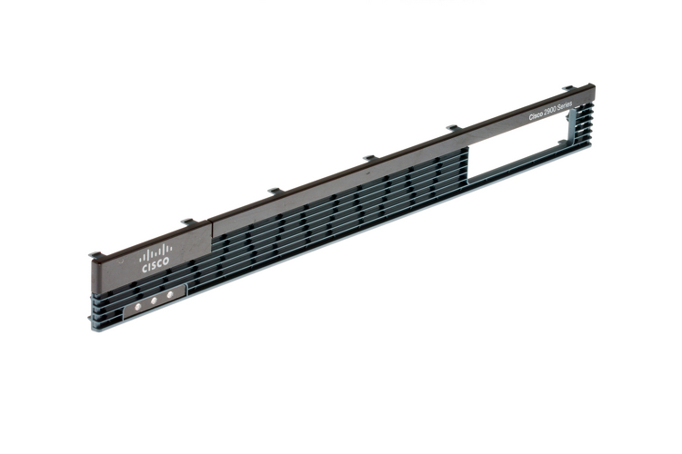 Replacement Faceplate for Cisco 2901 Routers