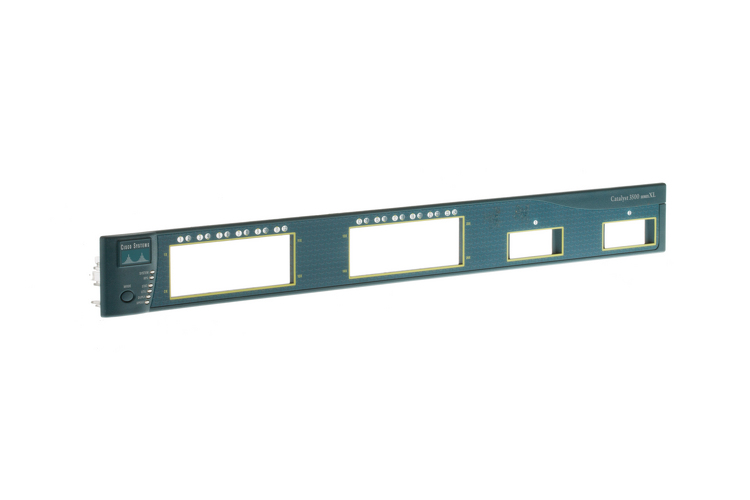 Replacement Faceplate for Cisco Catalyst 3524-PWR-XL Switch