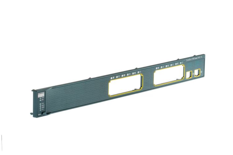 Replacement Faceplate for Cisco Catalyst 3560-24PS Switches
