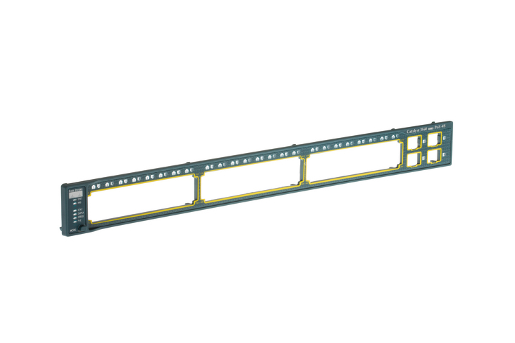 Replacement Faceplate for Cisco Catalyst 3560-48PS Switch
