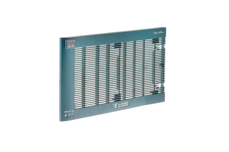 Replacement Faceplate for Cisco 3660 Series Routers