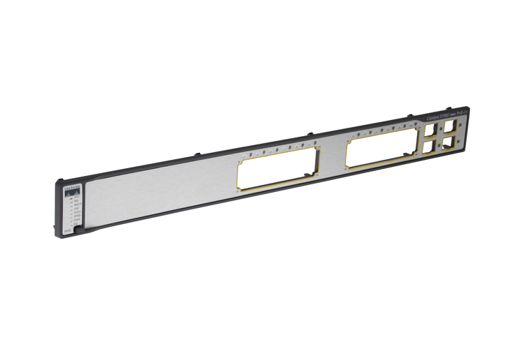 Replacement Faceplate for Cisco Catalyst 3750-24P Switch