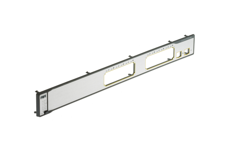 Replacement Faceplate for Cisco Catalyst 3750-24 Switch