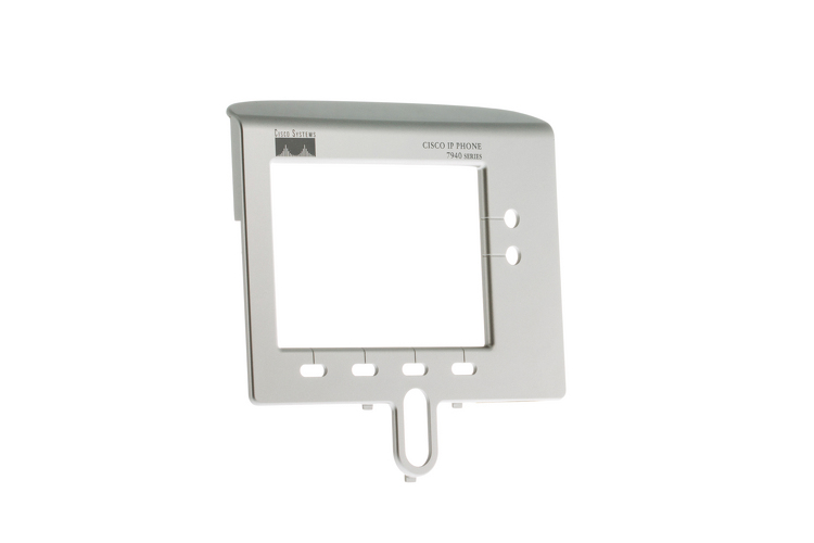 Cisco 7940 IP Phone Replacement Faceplate/Bezel
