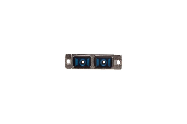 LC-SC Female Multimode Duplex Coupler/Adapter