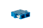 SC to SC Singlemode Duplex Fiber Optic Adapter