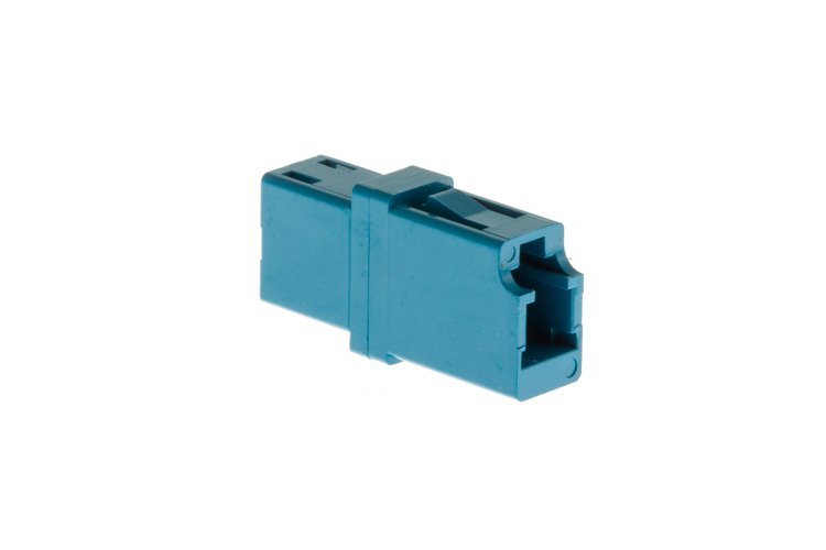 LC-LC Singlemode Simplex Fiber Optic Cable Adapter