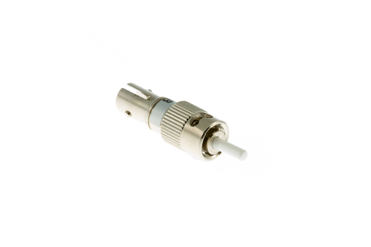 Fiber Optic Attenuator, Singlemode ST/UPC, 5 dB
