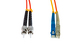 SC to ST Mode Conditioning 62.5/125 Fiber Patch Cable, 10 Meters