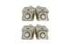 SC to SC Multimode Duplex 62.5/125  Fiber Patch Cable, 19 Meters