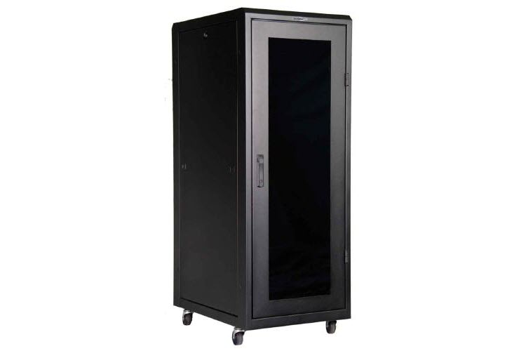 "Great Lakes 31U Enclosure 24""W x 32""D with TPE-24F10 Fan Top"