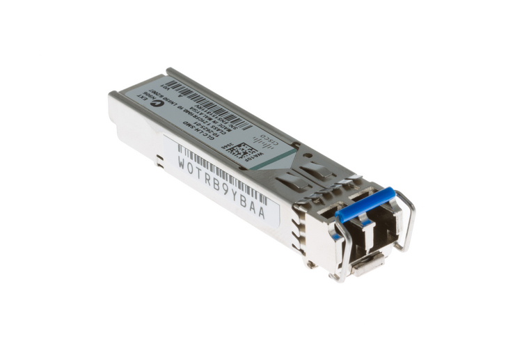 Cisco Original 1000BASE-LX/LH SFP Module (GLC-LH-SMD) NEW