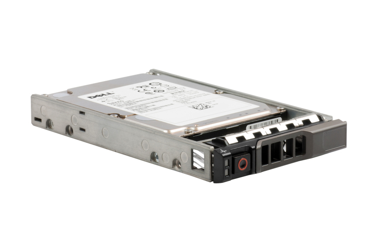 Dell Original 300GB 6G SAS 15K SFF(2.5-inch) Dual Port, H8DVC