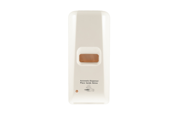 Wall Mount Hand Sanitizer Dispenser, UV Light, Liquid