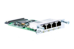Cisco 4-Port Single-Wide 10/100 EtherSwitch Card, HWIC-4ESW