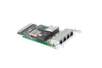 Cisco 4 Port Clear Channel T1/E1 High Speed WAN Interface Card