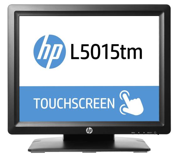 "HP L5015tm 15"" Touchscreen Monitor, M1F94A8#ABA"