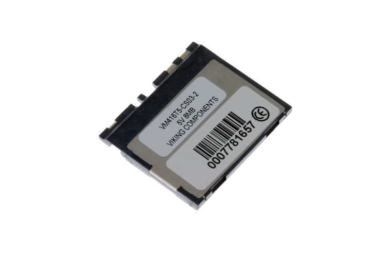 Cisco 1700 Series 8MB Flash Upgrade, MEM1700-8MFC