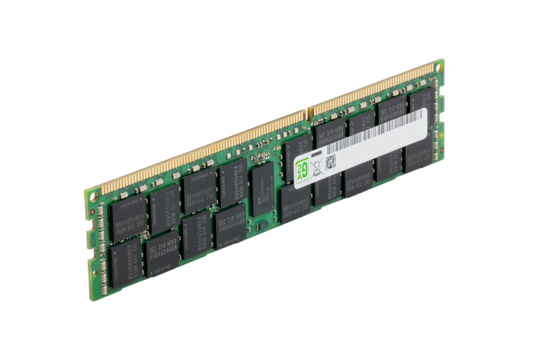 DELL 2GB Single Rank x8 PC3L-10600R (DDR3-1333) 1.35V Low Voltage Memory Dimm