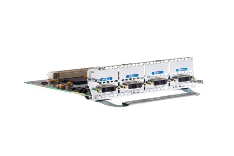 Cisco 4 Port Serial Network Module, NM-4T