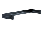1RU Hinged Patch Panel Wall Mounting Bracket