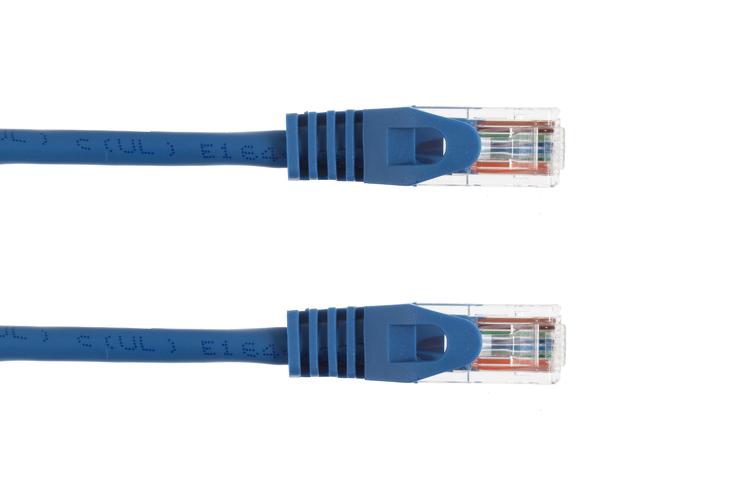 Cat5e Ethernet Patch Cables Utp Standard Amp Ferrari Boot