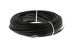 CAT5e Direct Burial Ethernet Patch Cable, Booted, 250ft, Black
