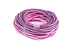 CAT5e Ethernet Patch Cable, Non-Booted, 75ft, Pink