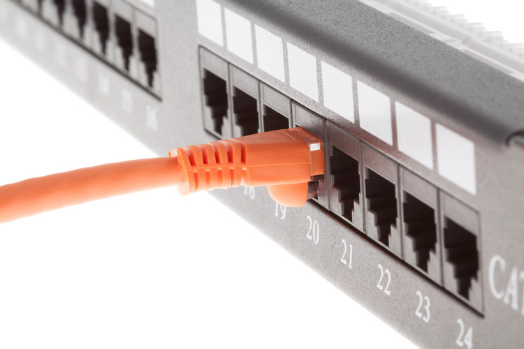 Cat6a Ethernet Patch Cables Booted