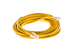 CAT6 Ethernet Patch Cable, Non-Booted, 15ft, Yellow
