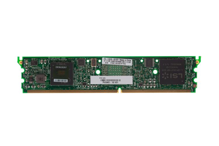 Cisco 2900/3900 16-Channel Packet Voice/Fax DSP Module, PVDM3-16