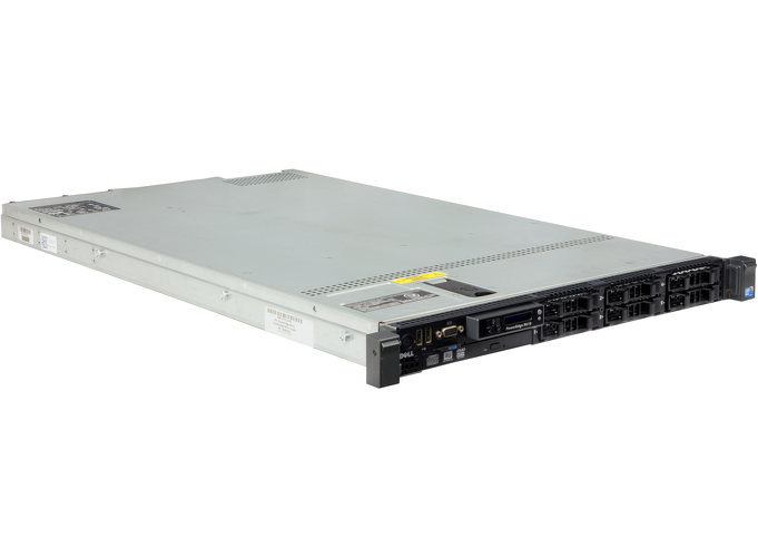 Dell PowerEdge R610 with (2) Dell PowerEdge X5667, 48GB, RAM, (4) 146GB,  10K HDD