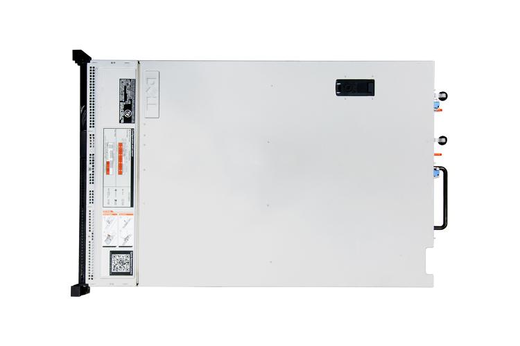 Dell PowerEdge R720 (2) Intel E5-2609, 64GB RAM, (6) 300GB 10K HDD