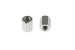 PC Cable Threaded Screw Coupler, Qty 2