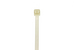 "11"" Nylon Cable Ties, White (Qty 100)"