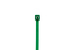 "4"" Nylon Cable Ties, Green (Qty 100)"